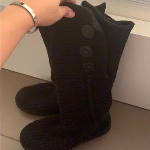 Ugg Knitted tall boot